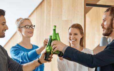 A Career With A Beer – Senator Holly Hughes | Ep 2